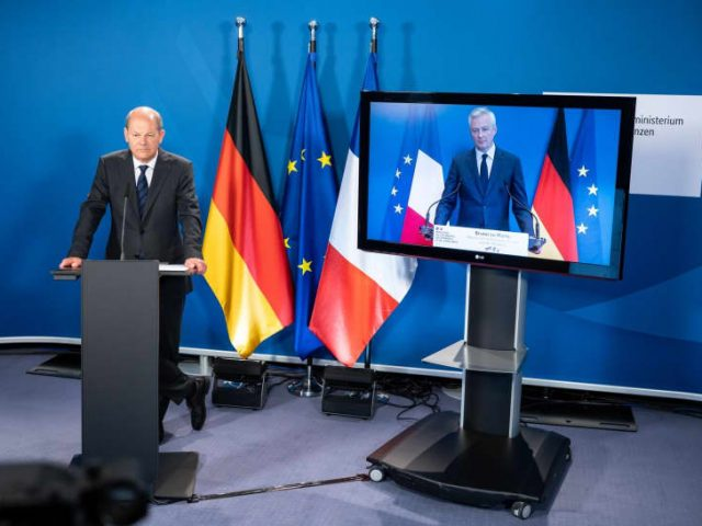 France, Germany hope to jump-start work on digital euro project